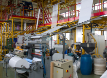 process optimization in a plastic factory