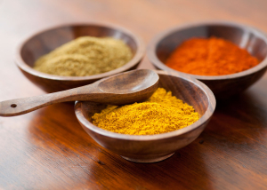 pungent powders