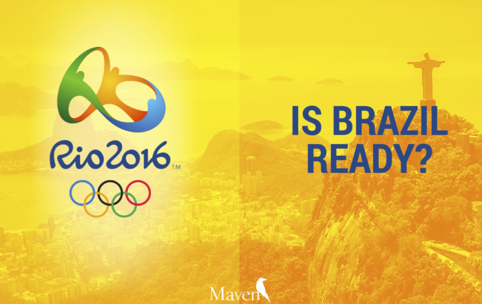 Maven Launches Virtual Ideation Panel on Olympic Challenges