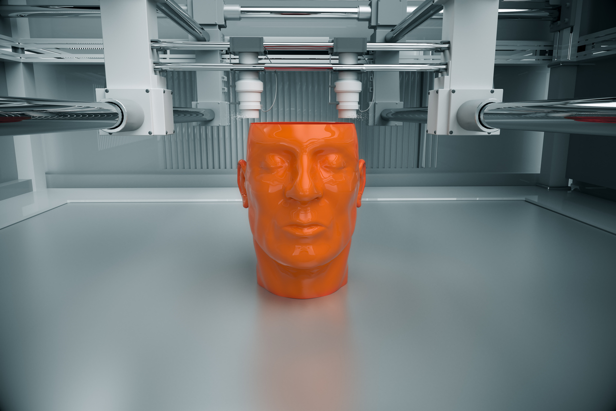 Case Study: Now In 3D! (Additive Manufacturing)